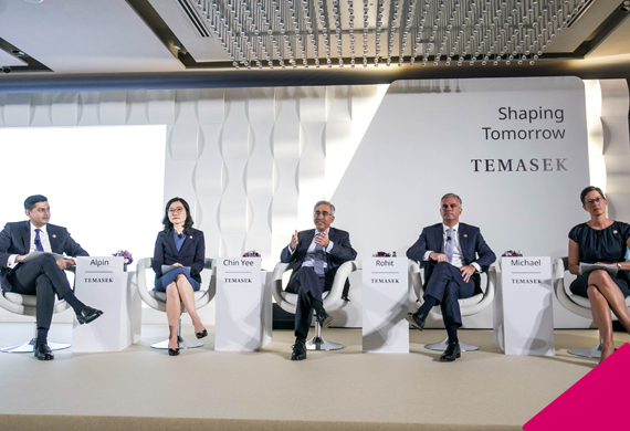 Temasek Review 2018: Media Conference Recording